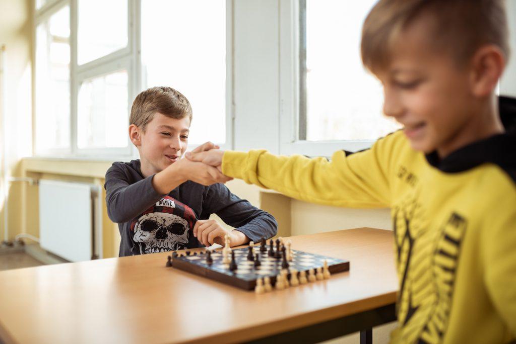 Ganztagsangebote im Schuljahr 2019/2020 für alle Schüler*innen des Gymnasiums LEO – GTA Schach