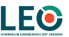 Logo Gymnasium LEO Linkselbisch-Ost